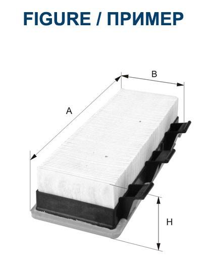 Filtr powietrza AP 185 [AP185] FILTRON