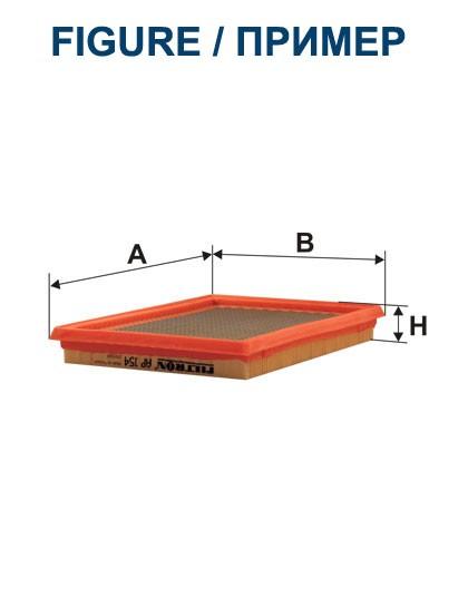 Filtr powietrza AP 150 [AP150] FILTRON