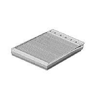 Filtr kabinowy AHC133 PURFLUX z węglem aktywnym