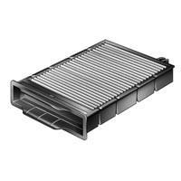 Filtr kabinowy AHC199 PURFLUX z węglem aktywnym
