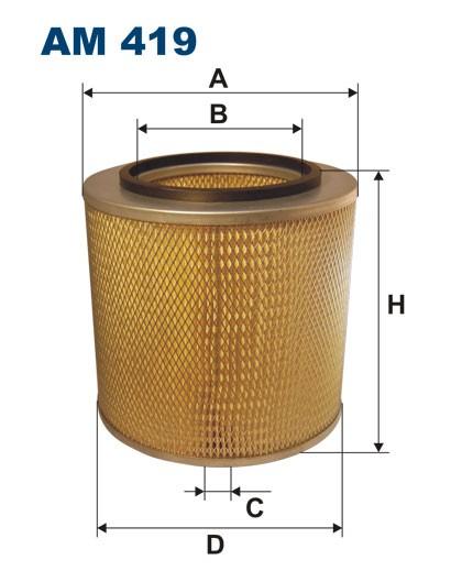 Filtr powietrza AM 419 [AM419] FILTRON