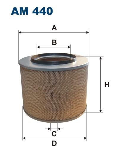 Filtr powietrza AM 440 [AM440] FILTRON