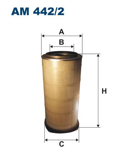 Filtr powietrza AM 442/2 [AM4422] FILTRON