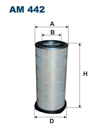 Filtr powietrza AM 442 [AM442] FILTRON