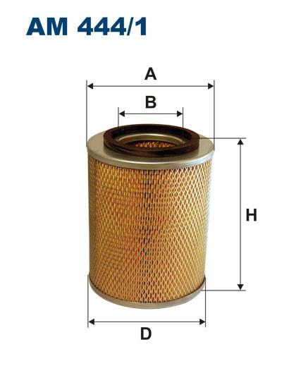 Filtr powietrza AM 444/1 [AM4441] FILTRON