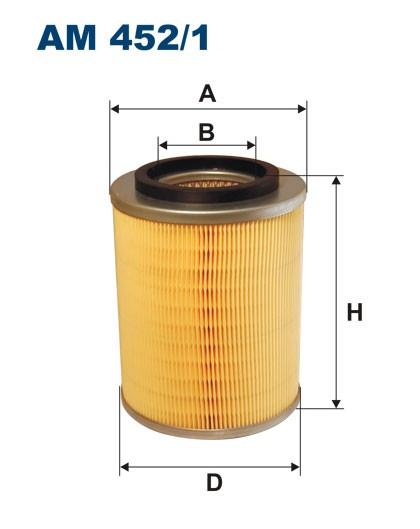 Filtr powietrza AM 452/1 [AM4521] FILTRON