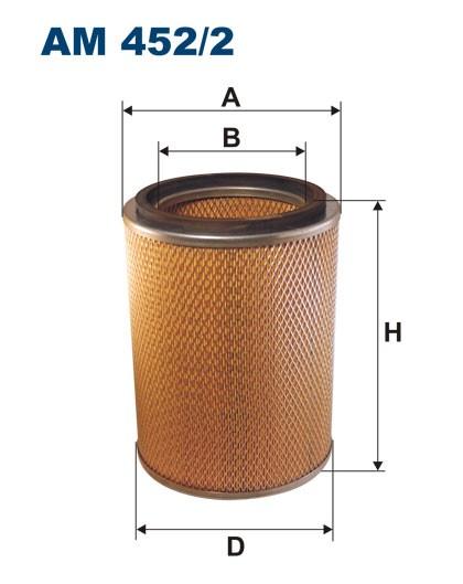 Filtr powietrza AM 452/2 [AM4522] FILTRON