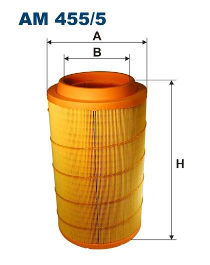 Filtr powietrza AM 455/5 [AM4555] FILTRON