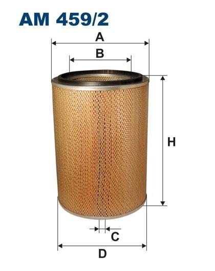 Filtr powietrza AM 459/2 [AM4592] FILTRON