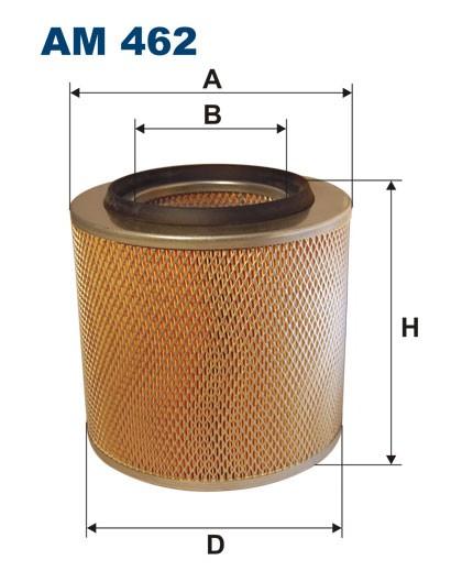 Filtr powietrza AM 462 [AM462] FILTRON