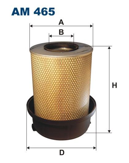 Filtr powietrza AM 465 [AM465] FILTRON