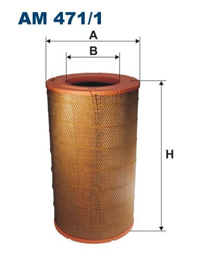 Filtr powietrza AM 471/1 [AM4711] FILTRON