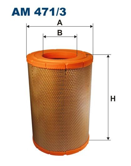 Filtr powietrza AM 471/3 [AM4713] FILTRON