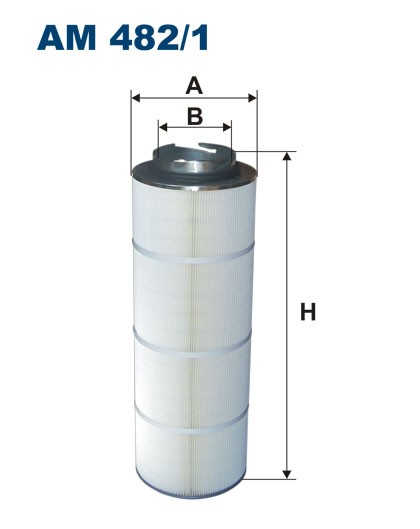 Filtr powietrza AM 482/1 [AM4821] FILTRON