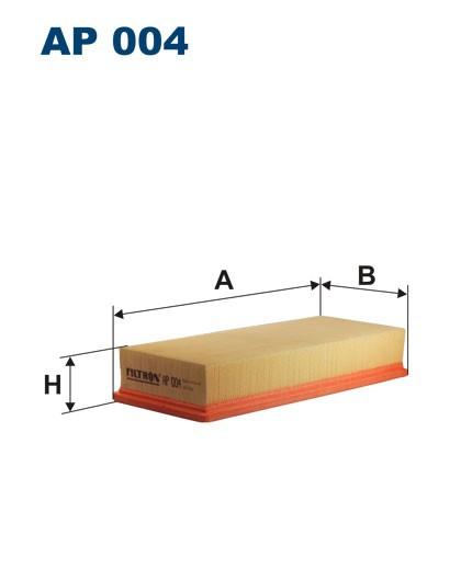 Filtr powietrza AP 004 [AP004] FILTRON