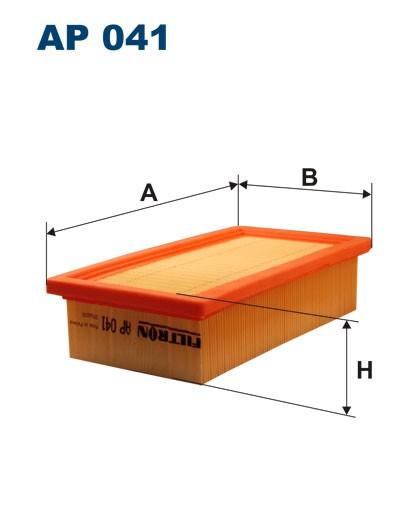Filtr powietrza AP 041 [AP041] FILTRON