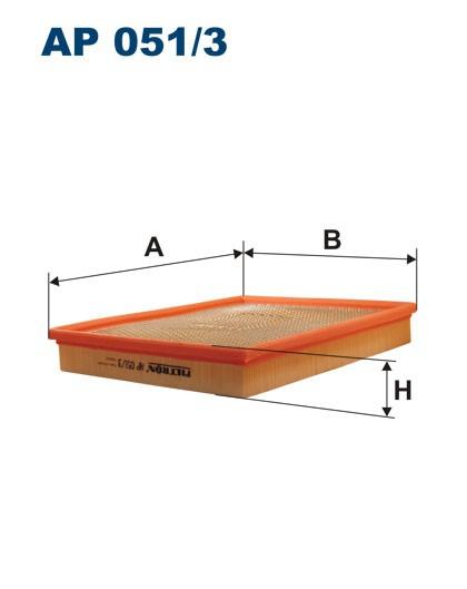 Filtr powietrza AP 051/3 [AP0513] FILTRON