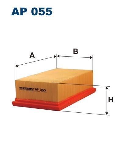 Filtr powietrza AP 055 [AP055] FILTRON