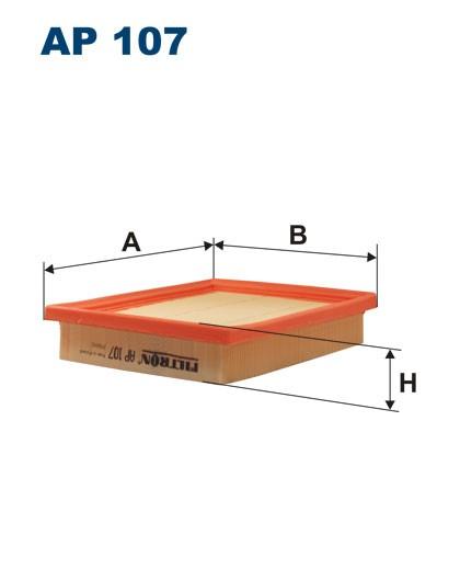 Filtr powietrza AP 106/3 [AP1063] FILTRON