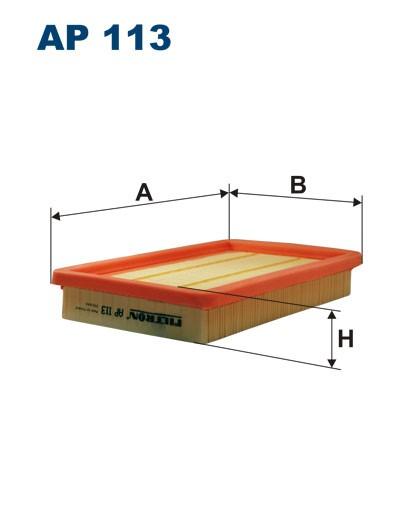 Filtr powietrza AP 113 [AP113] FILTRON