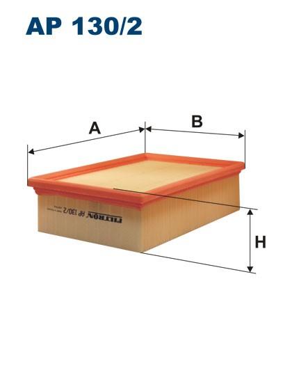 Filtr powietrza AP 130/2 [AP1302] FILTRON