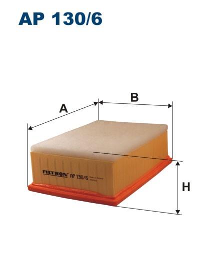 Filtr powietrza AP 130/6 [AP1306] FILTRON