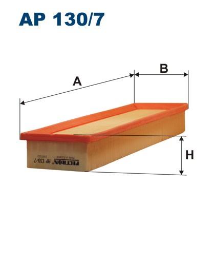 Filtr powietrza AP 130/7 [AP1307] FILTRON