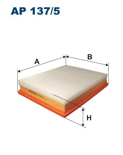 Filtr powietrza AP 137/5 [AP1375] FILTRON