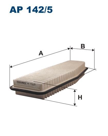 Filtr powietrza AP 142/5 [AP1425] FILTRON