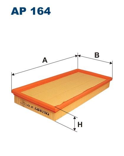 Filtr powietrza AP 164 [AP164] FILTRON