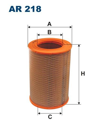 Filtr powietrza AR 218 FILTRON [AR218]