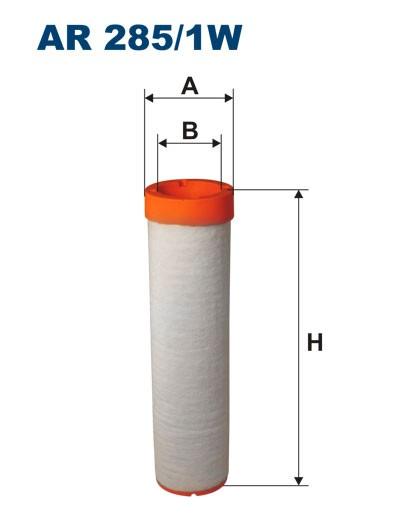 Filtr powietrza AR 285/1W [AR2851W] FILTRON