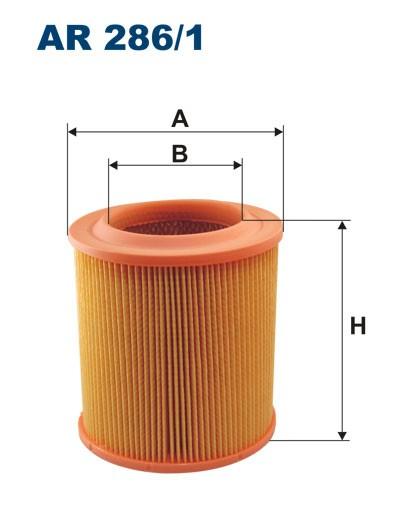 Filtr powietrza AR 286/1 [AR2861] FILTRON
