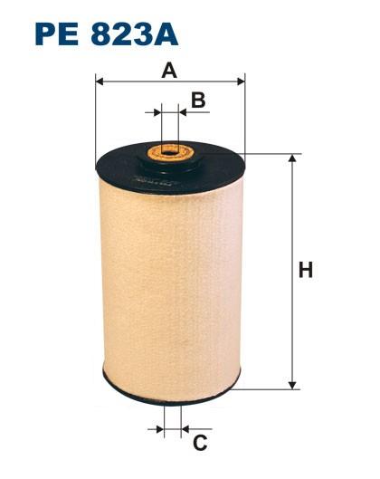 Filtr paliwa PE 823A [PE823A] FILTRON
