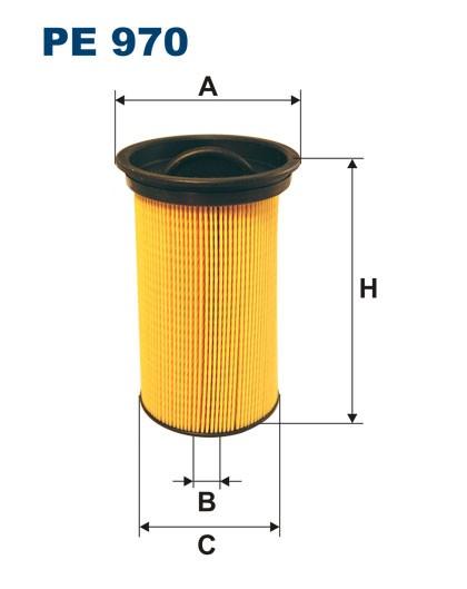 Filtr paliwa PE 970 [PE970] FILTRON