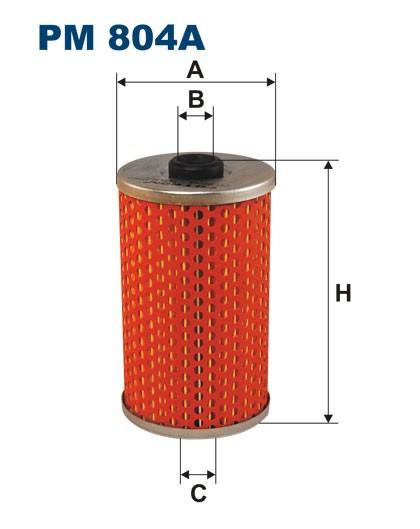 Filtr paliwa PM 804A [PM804A] FILTRON