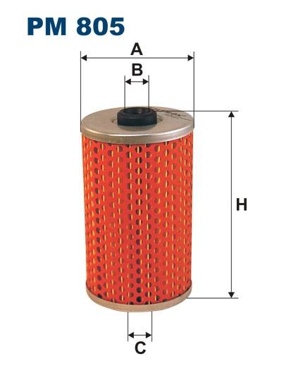 Filtr paliwa PM 805 [PM805] FILTRON