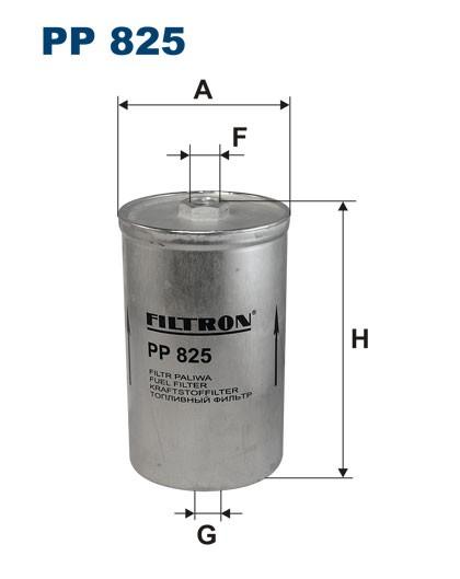 Filtr paliwa PP 825 [PP825] FILTRON