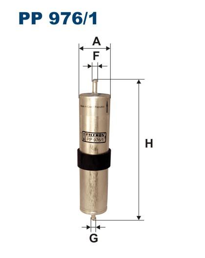 Filtr paliwa PP 976/1 [PP9761] FILTRON
