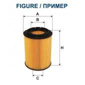 Filtr oleju OE 640/6 (OE6406) FILTRON