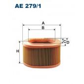 Filtr powietrza AE 279/1 (AE2791) FILTRON