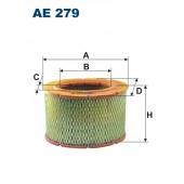 Filtr powietrza AE 279 (AE279) FILTRON