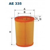 Filtr powietrza AE 335 (AE335) FILTRON