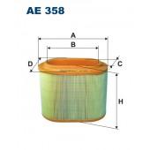 Filtr powietrza AE 358 (AE358) FILTRON