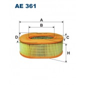 Filtr powietrza AE 361 (AE361) FILTRON