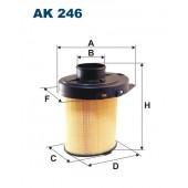 Filtr powietrza AK 246 (AK246) FILTRON