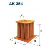 Filtr powietrza AK 254 (AK254) FILTRON