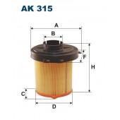 Filtr powietrza AK 315 (AK315) FILTRON