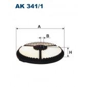 Filtr powietrza AK 341/1 (AK3411) FILTRON