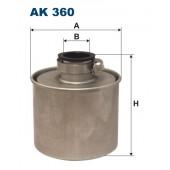 Filtr powietrza AK 360 (AK360) FILTRON